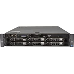 Dell PowerEdge R710 2U - 2x Intel Xeon 2.93GHz (Eight Total Cores), 32GB DDR3, 300GB 15,000 RPM HDD (Certified Refurbished)