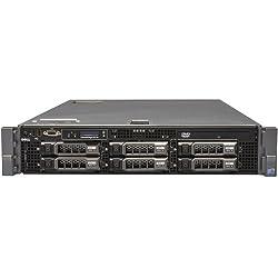 Dell PowerEdge R710 2U - 2x Intel Xeon 2.93GHz (Eight Total Cores), 32GB DDR3, 300GB 15,000 RPM HDD, Microsoft Windows Server 2012 R2 Standard (Certified Refurbished)