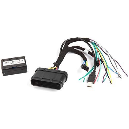 Metra XSVI-9701-NAV AXXESS for Polaris Slingshot 2015-up Radio Interface Rap Retain Harness