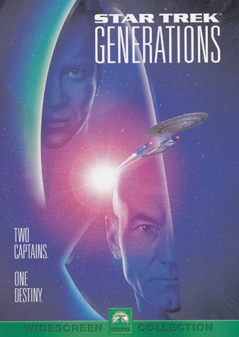 Star Trek VII: Generations (Chairs Reading For Great)