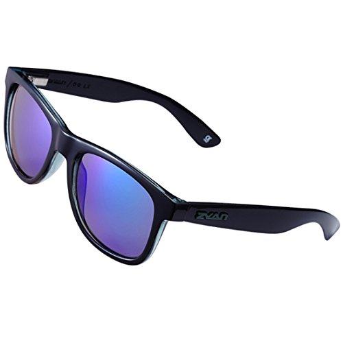 [Okeepar Superlight Revo Polarized Sunglasses, Retro Large Horn Rimmed Style, Wayfarer Outdoor Sports Golf Fishing Climbing Sunglasses, UV400 Lens] (80s Style Men)