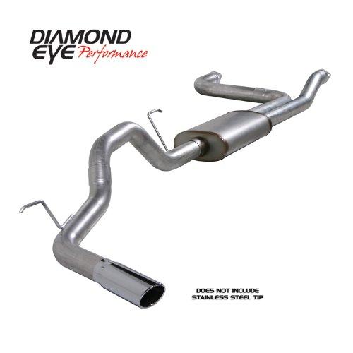 (Diamond Eye K3520A Cat-Back Exhaust System)