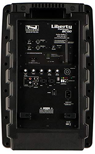 Anchor Audio LIB-8000XU2 Liberty Platinum Portable Sound (Anchor Amplifier)