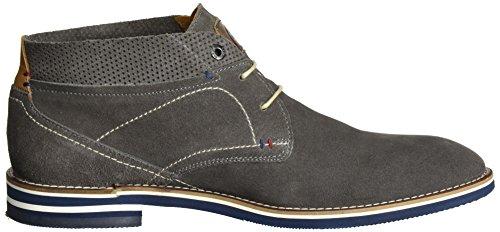 Salamander Vasco, Zapatos de Cordones Derby para Hombre Gris