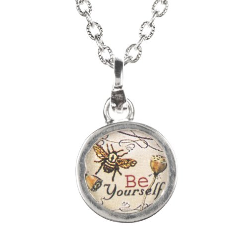 Pick Up Sticks Jewelry Co. Charm Necklace – Be Yourself