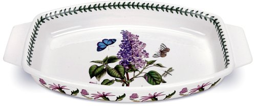 (Portmeirion Botanic Garden Gratin Dish)