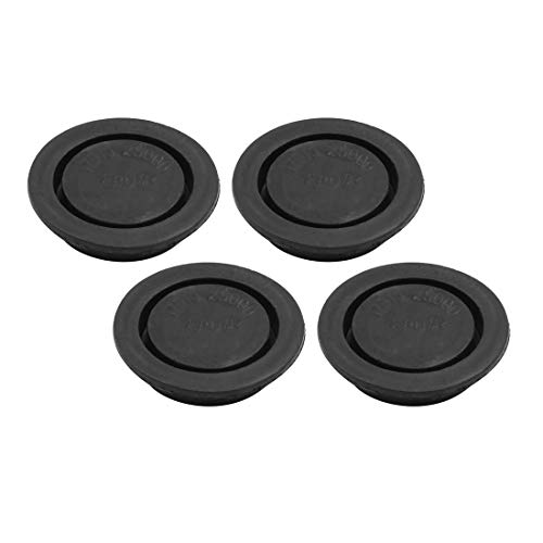 1piece 31mm Rubber Grommet Without Hole Blanking Plugs Firewall Gasket Fixing Hole Caps