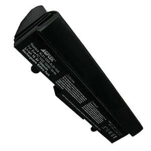 AGPtek 7800mAh Laptop Battery For ASUS Eee-PC 1001 1101HA 1101HGO 1005 1005H 1005HA 1005HAB Series Laptops P/N: Al32 AL31-1005