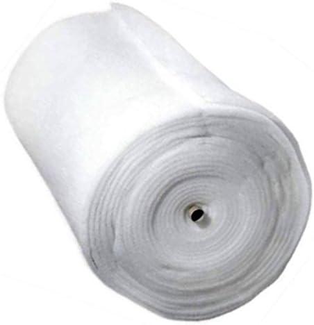 Rollo de algodón sintético para relleno de telas y tejidos: Amazon ...