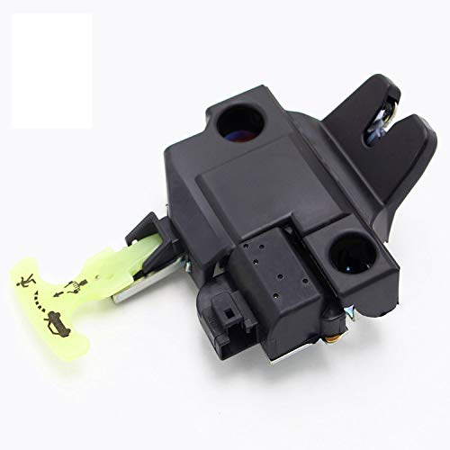 Keyless Entry Trunk Lock Latch Trunk Door Lock Actuator Integrated With Latch for 2007-2011 Toyota Camry Replace # 64600-06010 64600-33120