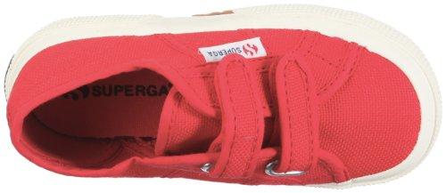 Superga 2750 Jvel Classic - Zapatillas Niños Rojo (Red 975)