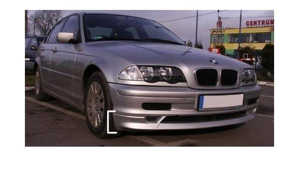 BMW Serie 3 E46 sedán / Familiar Faldón Delantero Spoiler delantero M3 Top TUNING: Amazon.es: Coche y moto