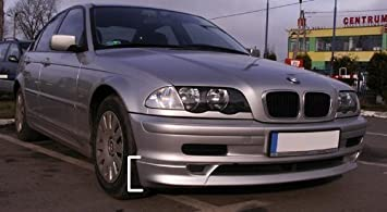 BMW Serie 3 E46 sedán / Familiar Faldón Delantero Spoiler delantero M3 Top TUNING
