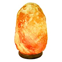 Ecoideas Mini-Himalayan Salt Lamp, 2.5-3.5 Kg
