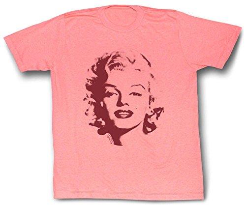 Marilyn Monroe - Face T-Shirt Size L - Marilyn Monroe Face