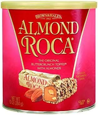Chocolate Candies: Brown & Haley Roca