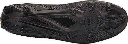 adidas Men's Adizero 5-Star Mid Black/Black/Black Athletic Shoe