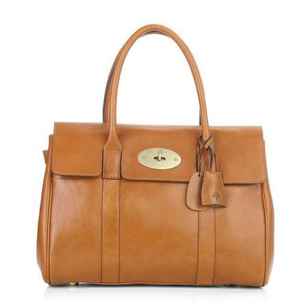 251246c8df9 Mulberry Bag Bayswater Roxanne Natural Leather Oak: Amazon.co.uk: Kitchen &  Home