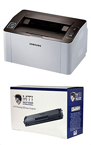 MICR Toner International Xpress M2020w Laser Check Printer Bundle with Compatible Samsung D111S MICR Toner Cartridge ()