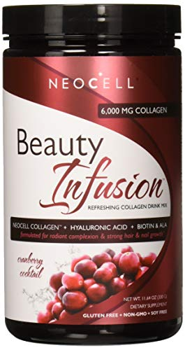 (NeoCell - Collagen Beauty Infusion - Cranberry - 11.64 Ounces)