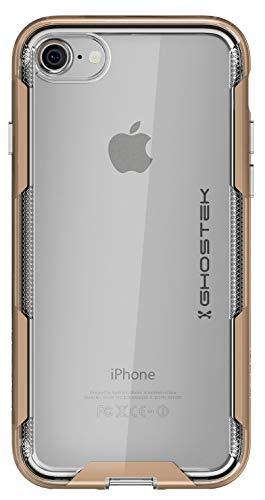 Ghostek Cloak Premium Hybrid Protective Case Designed for Apple iPhone 8/7 - Gold