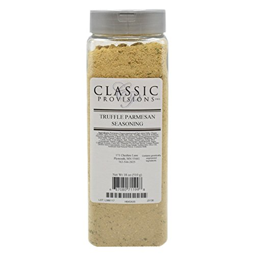 Classic Provisions Spices Truffle Parmesan Seasoning, 18 Ounce by Classic Provisions Spices