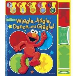 Sesame Street Elmo Dance,Wiggle & Jiggle Dance Mat With - Mat Wiggles Dance