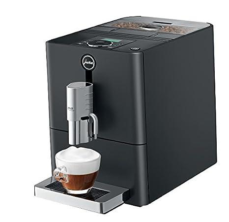 Jura ENA Micro 8 One Touch Maquina de café súper automática 1450 W, 250 kg, Plástico, Negro: Amazon.es: Hogar