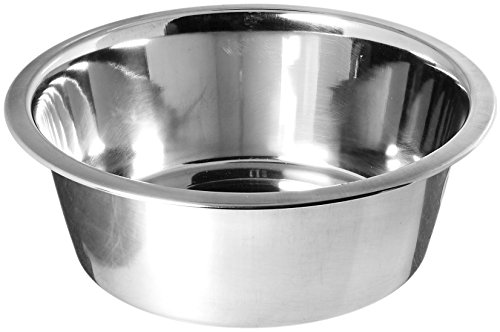 Loving Pets Standard Stainless Dish Dog Bowl, 2 -