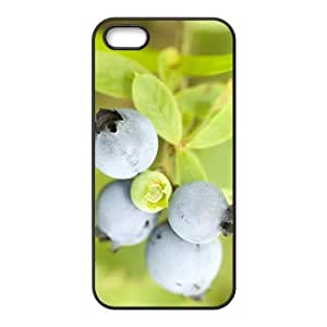 Fresh blueberry nature style fashion phone case for iPhone 5s BY RANDLE FRICK by heywan