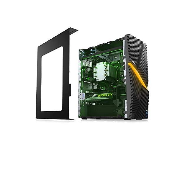 New Dell G5 Gaming Desktop, Intel Core i5-10th Gen, Nvidia GeForce GTX 1660 Super 4GB GDDR6, 256GB SSD +1TB SATA, 8GB RAM, Black (i5000-5378BLK-PUS)
