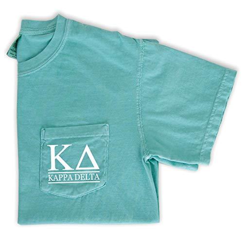 Kappa Delta Block Letters Shirt (XL)