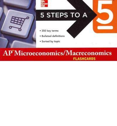 croeconomics Flashcards (5 Steps to a 5: AP Microeconomics & Macroeconomics) (Undefined) - Common ()