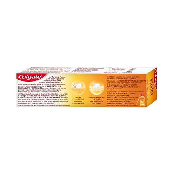 Colgate Encias Revitalizante, Pasta de Dientes - 75 ml 10