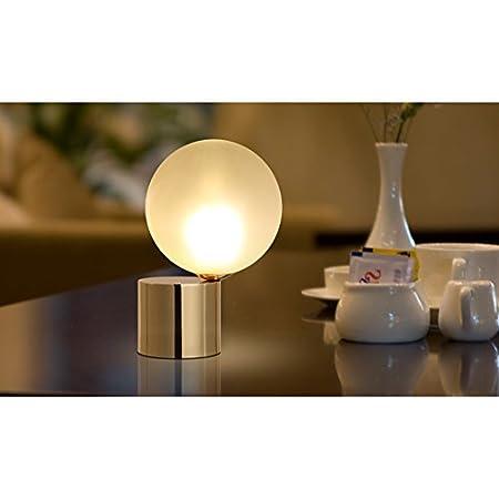 &diseño de lámpara Moderna mesa de LED y lámpara de escritorio ...