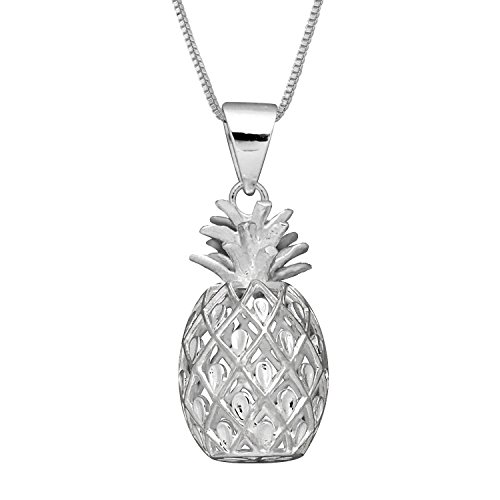 Sterling Silver Pineapple Necklace Extender product image