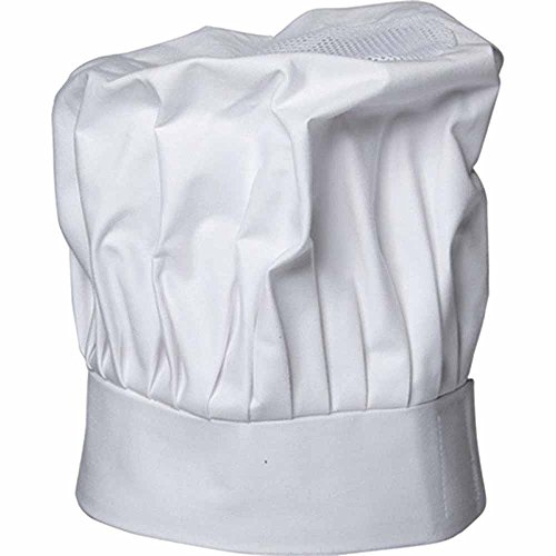 Karlowsky Dishcloth Toque Chef Km 16 3 One Size White by Karlowsky