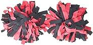Lewis N Clark Pomchies Pom ID, Red/Black, One Size