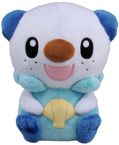 Pokemon Best Wishes Black And White Voice Activated Talking Plush Takaratomy - 9