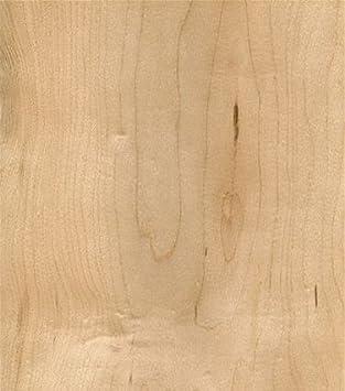 1 Maple Board @ 1//4 x 5 x 24 inches