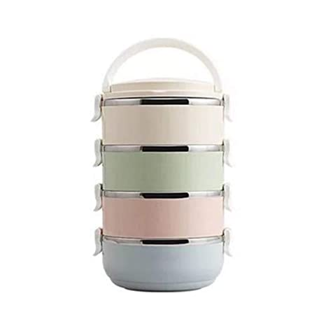 e13dd7c374ae Amazon.com: Best Quality - Lunch Boxes - Compact Size Home Office ...
