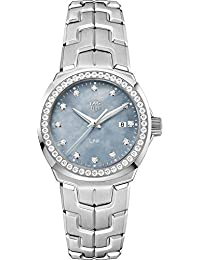 Link Diamond 32mm Luxury Womens Watch WBC1319.BA0600