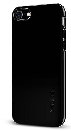 Spigen Thin Fit Case For IPhone 7 Jet Black 042CS20845