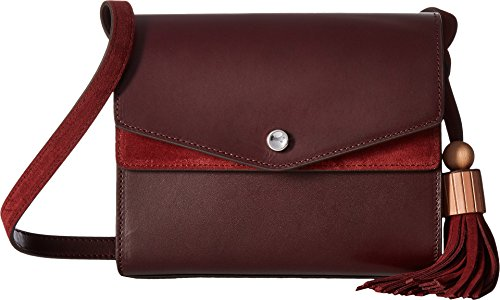 Elizabeth and James Women's Eloise Field Bag, Plum, One Size