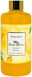 product image for Camille Beckman Bubble Bath, French Vanilla, 13 Ounce
