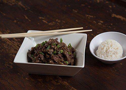 Devault Foods Break-Apart Beef Sirloin Tips - Marinated