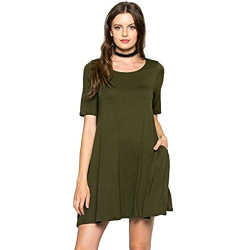 Olive Green Dress For Plus Size Amazon