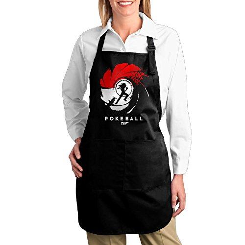 Q James Bond Costume (POKEBALL 007 007 James Bond Kitchen Baking Apron)