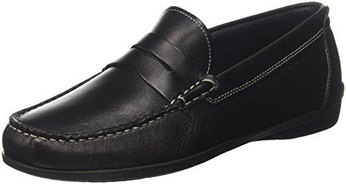 IGI UDA 11115, Men's Loafers Black (Nero 00)