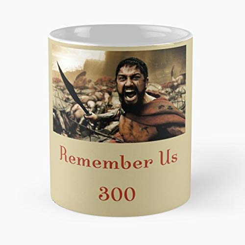 300 Movie Spartans - 11oz Novetly Ceramic Cups, Unique Birthday And Holiday Gifts For Mom Mother Wife Women. -